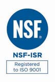 NSF registered logo