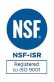 NSF registered logo